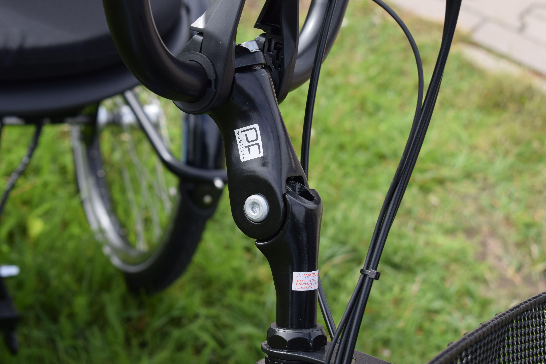 PF Disco Therapie Elektro Dreirad für Erwachsene