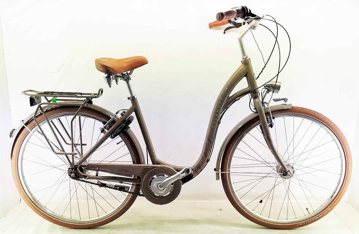Gebrauchtes Kalkhoff City Glider Damenfahrrad Cityrad
