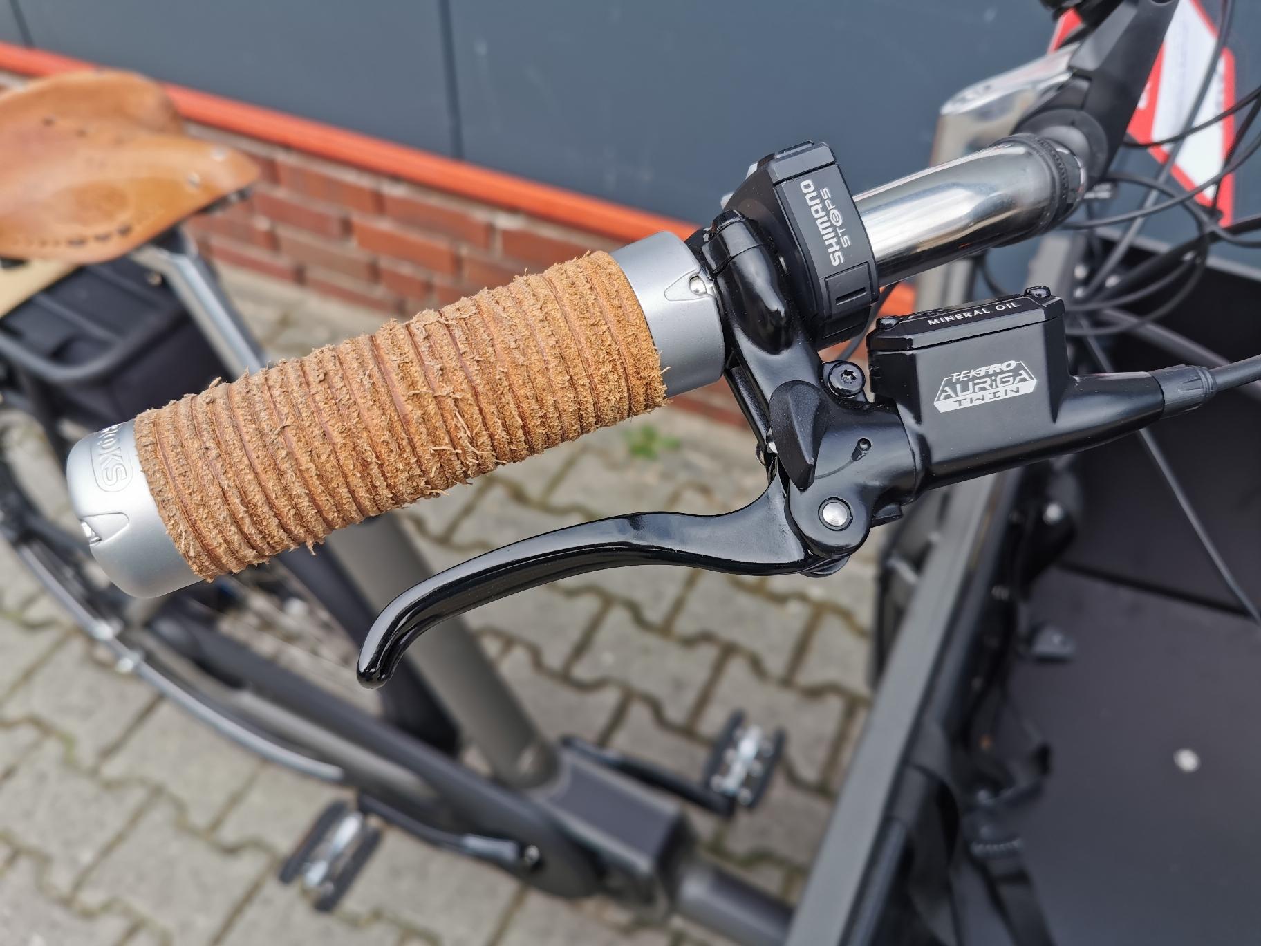 Bakfiets Cargo Trike Lastenfahrrad Elektrorad E-Bike Fahrrad