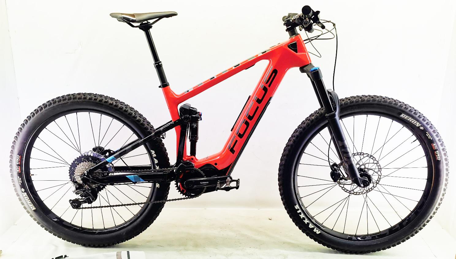 Focus JAM² E-MTB, Fully, Elektro Mountainbike, Trail Bike
