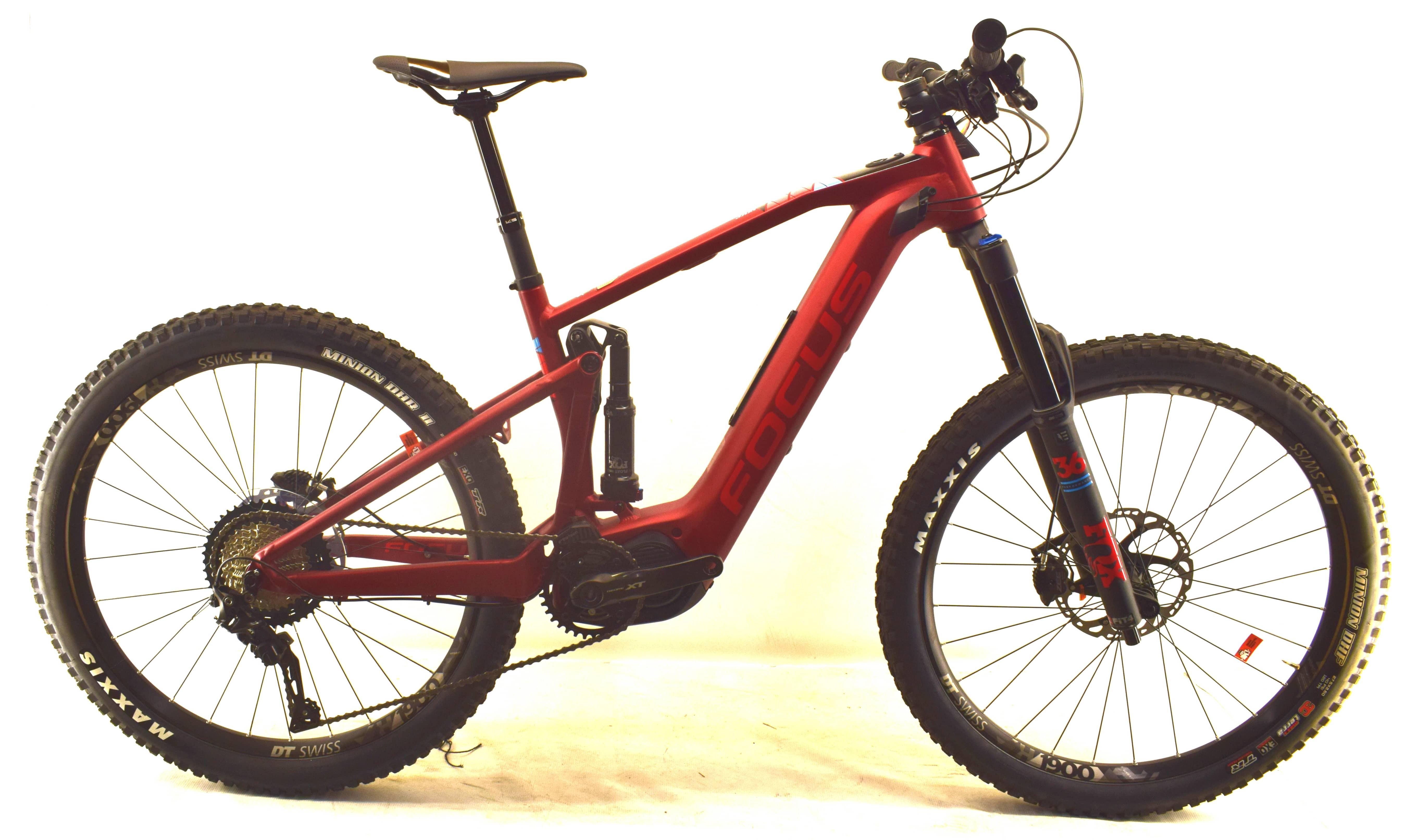 Focus SAM², E-MTB, Fully, Elektro Mountainbike, Enduro