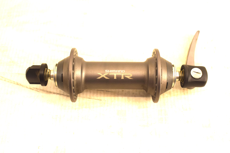 Shimano XTR HB-M950 Vorderradnabe, 36L, mit Schnellspanner, Neu