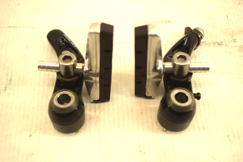 Shimano LX BR-M565 Cantilever Bremsenset, Neu, Lagerfund